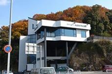 犬山事務所の外観